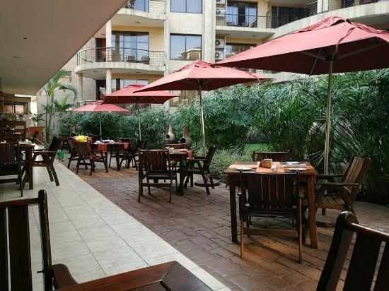 Protea Hotel Kampala: Within Protea