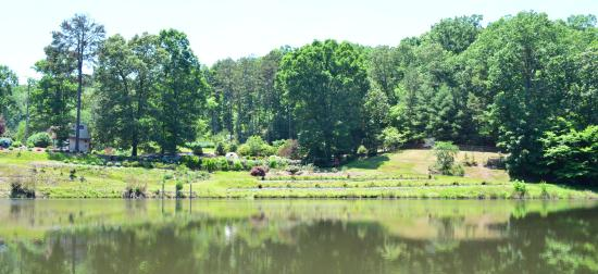 Athens, TN: Lake & Gardens