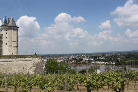Camping Huttopia Saumur : Chateau de Saumur
