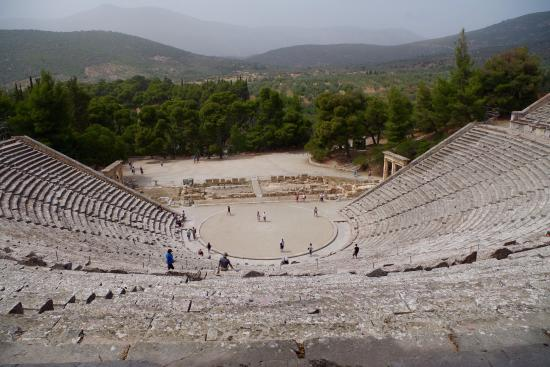 Epidavros Restaurants