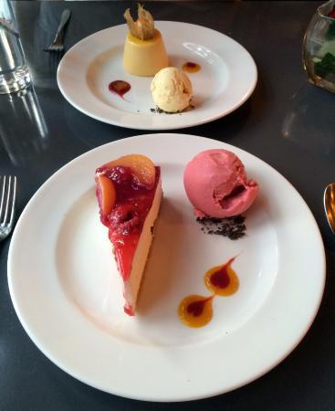 Rugantino Restaurant: Delicious Deserts