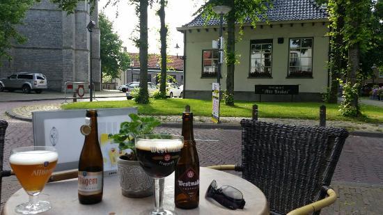 Eetcafe in Den Veehandel