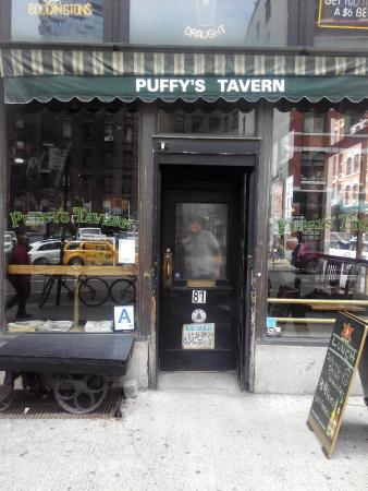 Photo of Bar Puffy's Tavern at 81 Hudson St, New York City, NY 10013, United States