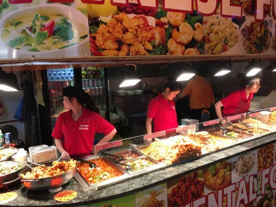 Camden Market: FOOD!!!