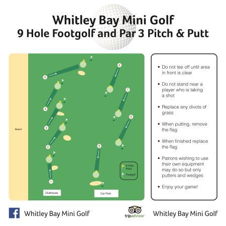 Bay Area Golf Courses Map on