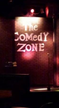 ‪The Comedy Zone‬