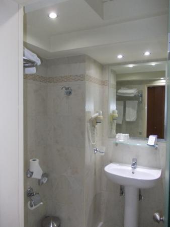 Capsis Hotel Thessaloniki: Bagno