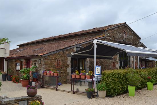 Saint Georges De Montaigu Restaurant