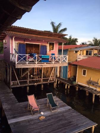 Bahia del sol owned by Jack and Lee is probably the most beautiful place to stay in bocas del to