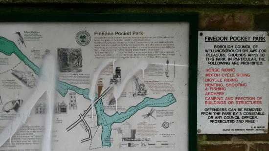 Finedon Pocket Park