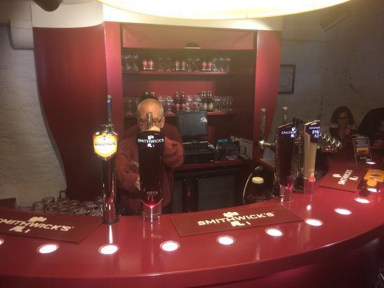 Kilkenny, Irlanda: Achteraf een biertje proeven