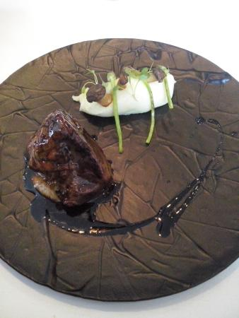 Thorntons Restaurant: Main - portata principale