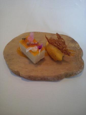 Thorntons Restaurant: Pre dessert