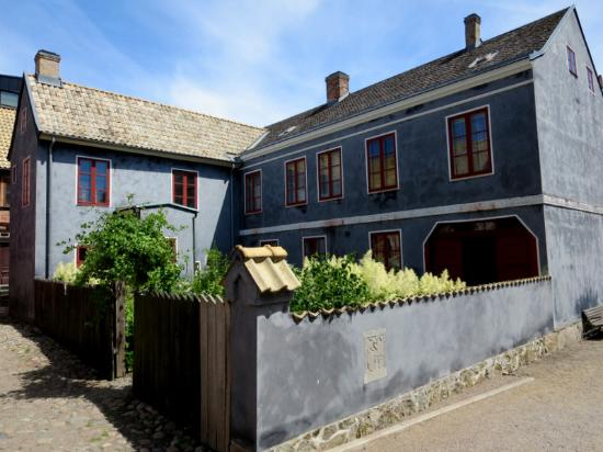 Lund, Sweden: The Professor's House, Kulturen.