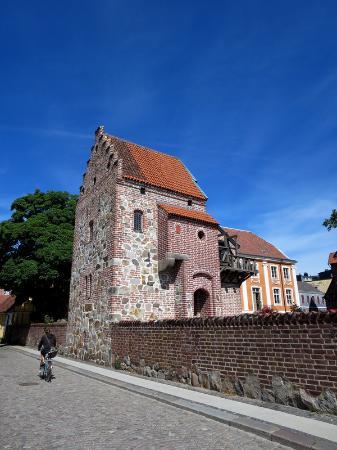 لوند, السويد: The Dean's House, Kulturen.