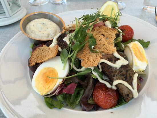 sallad restaurang stockholm