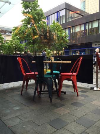 Sauchiehall Street Italian Restaurant