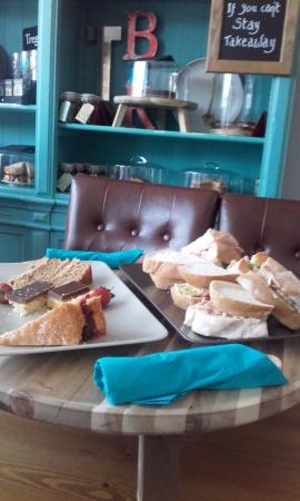 Tea Cafe Kitchen Deli