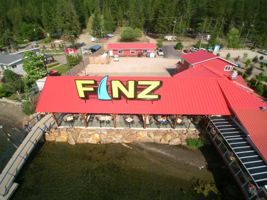 Finz Bar and Grill: Finz Patio