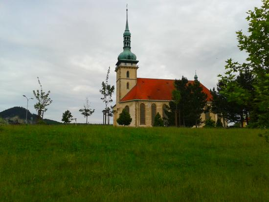 The Church of the Assumption of the Virgin Mary Photo