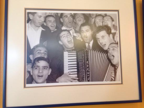 Milford, NY: DiMaggio's