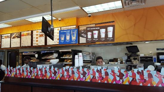Queens Village, NY: Dunkin Donuts on Springfield blvd and Hillside ave