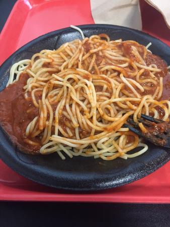 Okolona, KY: Spaghetti
