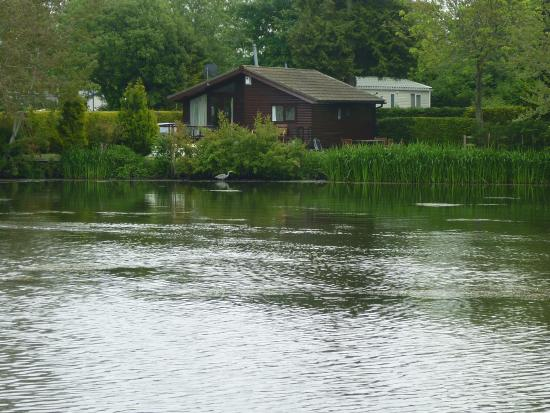 Our Log Cabin Picture Of Haggerston Castle Holiday Park