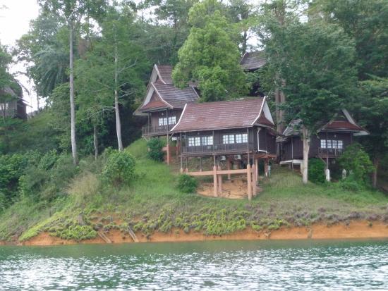 Lake Kenyir Resort: Kamers met zicht op het meer