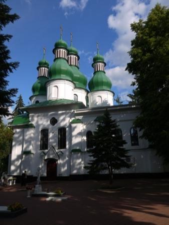 Holy Trinity Monastery Kitaevskaya
