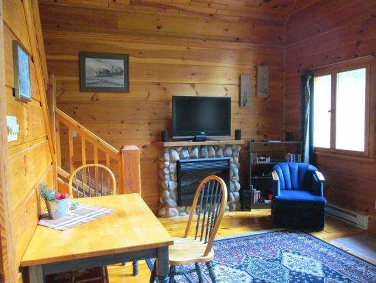 Windermere Creek Bed and Breakfast Cabins-billede