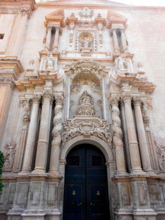 basilica de santa maria puerta principal