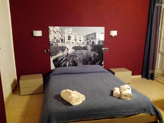 Mastrarua Hotel: Cama