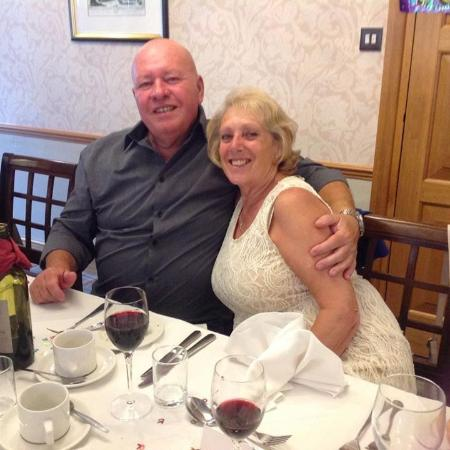 Salisbury Arms Hotel: Sister and vrother of birthday boy