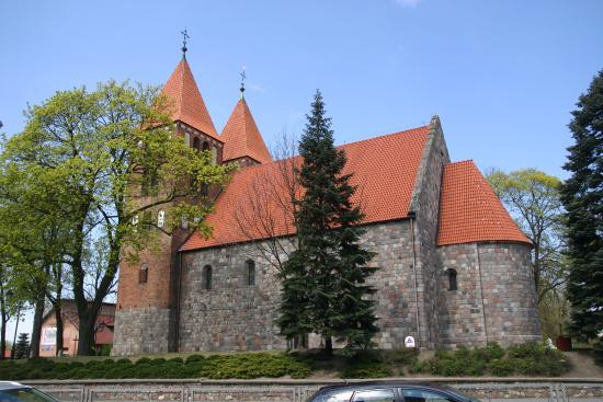 ‪Church of the Blessed Virgin Mary in Inowroclaw‬