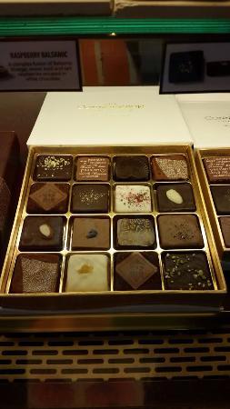DeBrand Fine Chocolates: selection of DeBrand awesome chocolates!!