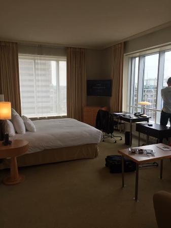 Rotterdam Marriott Hotel: The Manhattan Hotel Rotterdam