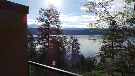 Lake Okanagan Resort: View from Villa