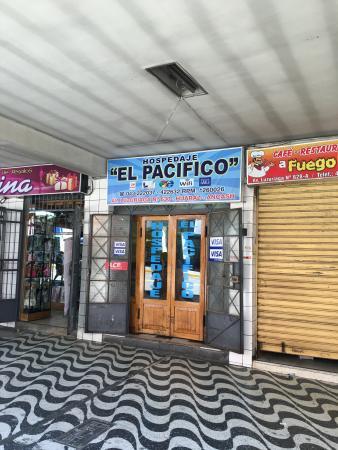 Hotel El Pacifico