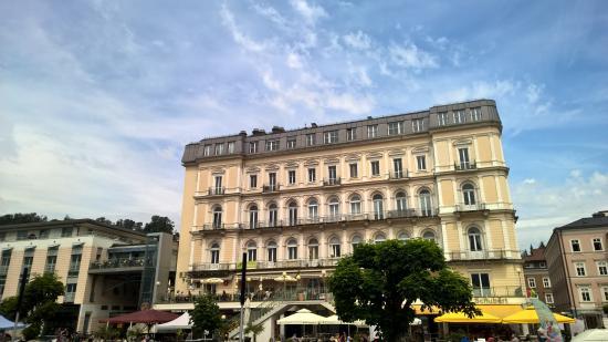 Hotel Esplanade : Juni2016