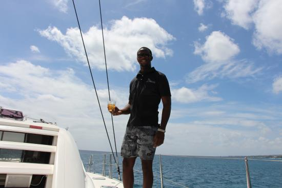 Sunset Crest, Barbados: First Mate Josh