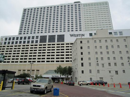 The Westin New Orleans Canal Place Resmi