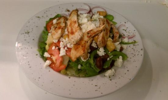 Blountville, TN : Giovannis salad
