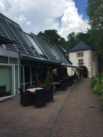 Illingen, Deutschland: Burg Kerpen