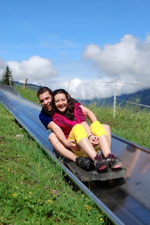 Grindelwald, Suiza: de