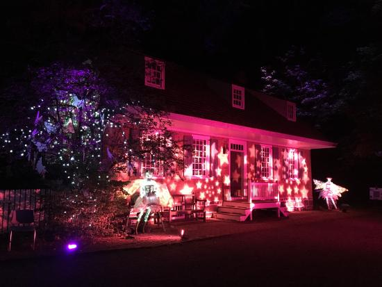 Van Cortlandt Manor: Lightscape 2016