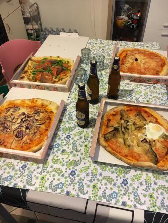 Pizzeria Farina D'oro