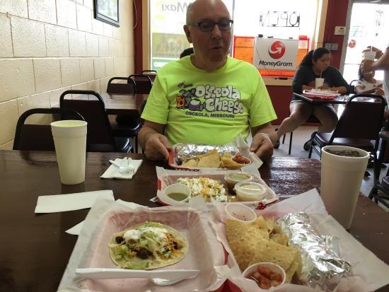 Belton, MO: Cordoba's Taqueria