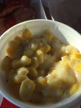 Trophy Club, TX: Creamed Corn