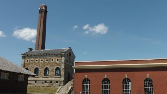 Hamilton Museum of Steam & Technology: The main building 5